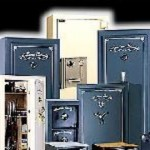 Many Different Safes In Stock